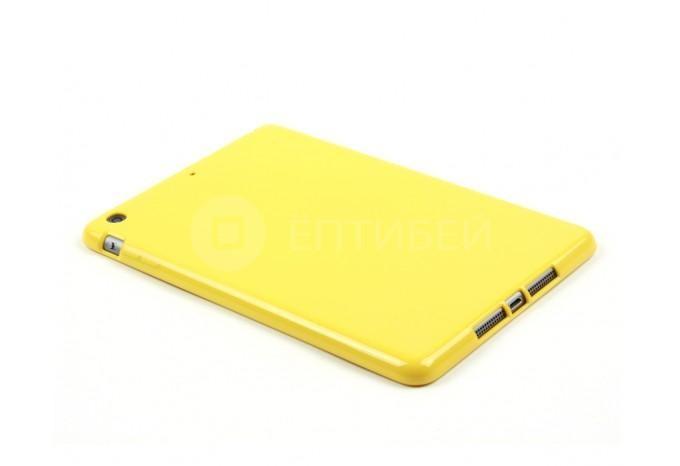Пластиковый чехол обложка для iPad mini / mini 2 желтый