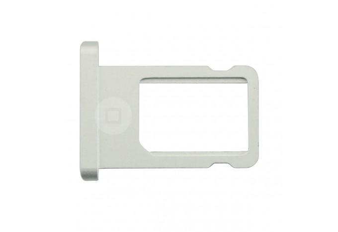 Сим-лоток (Nano Sim Card Tray) для Nano сим карты для iPad Air 2 серебряный