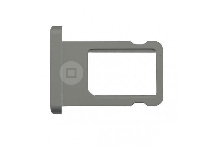 Сим-лоток (Nano Sim Card Tray) для Nano сим карты для iPad Air 2 Space Gray