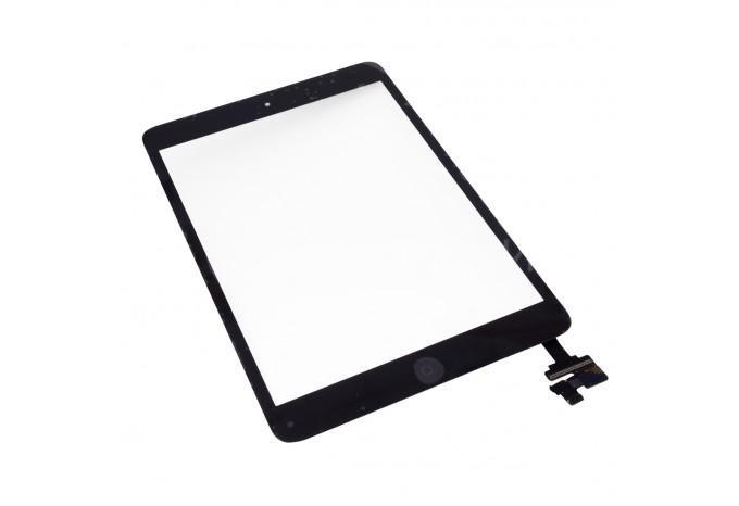 Тачскрин (стекло) в сборе для iPad mini / mini Retina 2, черный