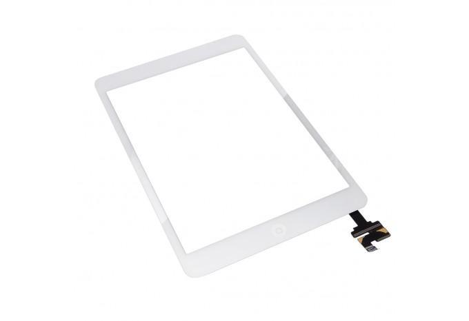 Тачскрин (стекло) в сборе для iPad mini / mini Retina 2, белый