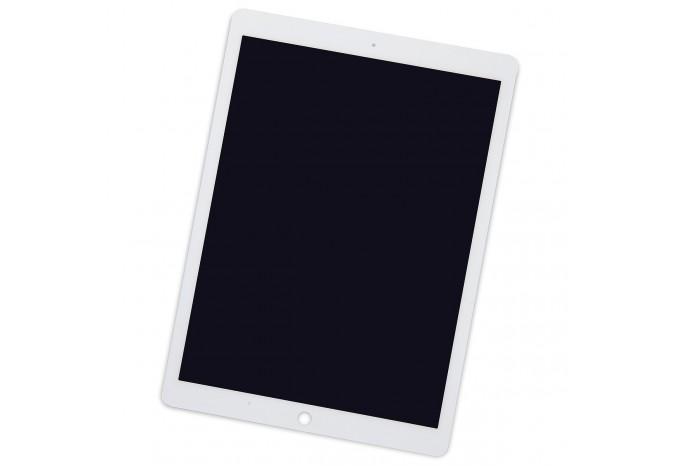 """Дисплей в сборе для iPad Pro 12.9"""" 2nd Gen белый без контроллера"""