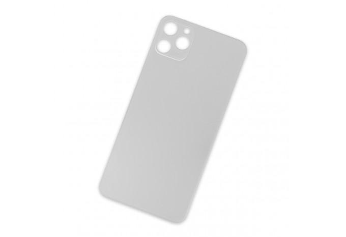 Заднее стекло крышка для iPhone 11 Pro Max White белое