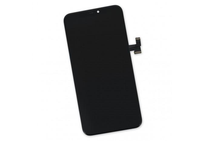 Дисплей в сборе (тач стекло и матрица) для iPhone 11 Pro Max чёрный