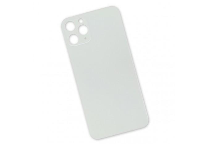 Задняя стеклянная панель для iPhone 11 Pro белая