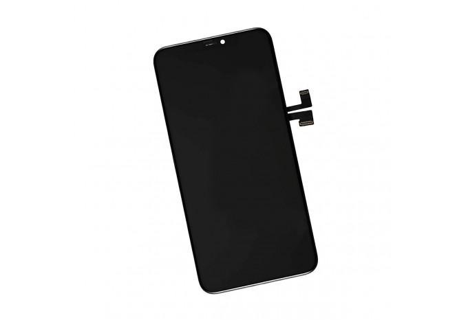 Дисплей в сборе (тач стекло и матрица) для iPhone 11 Pro чёрный