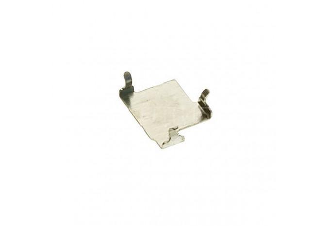 Металлическая крепежная пластина фронтальной камеры iPhone 4