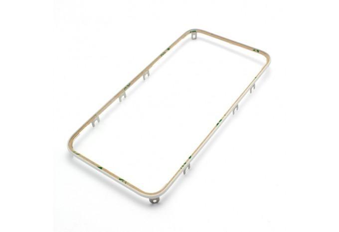 Рамка дисплея iPhone 4 белая