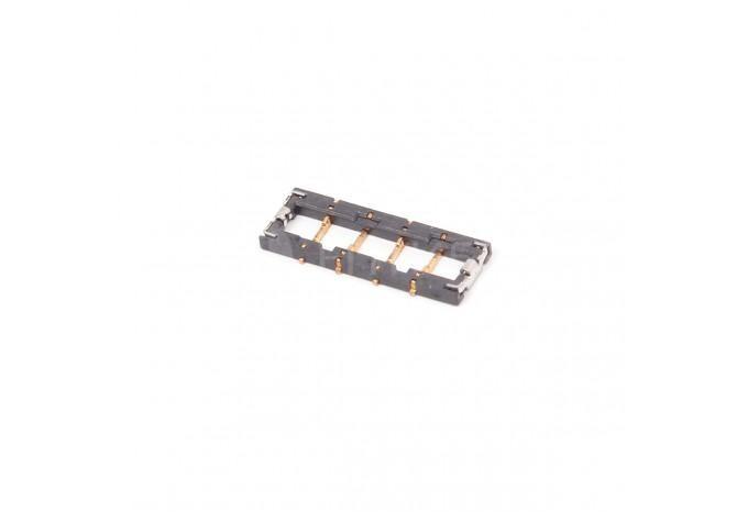 FPC коннектор питания батареи на материнской плате в iPhone 5