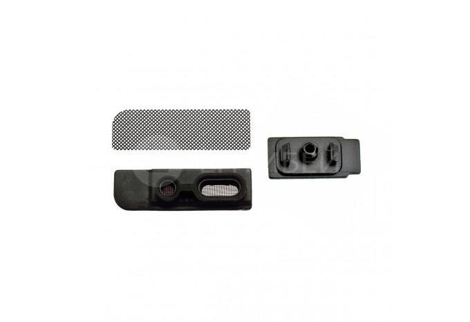 Набор крепежей верхнего и нижнего микрофонов, сетка верхнего динамика для iPhone 5
