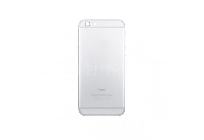 Корпус для iPhone 5 в стиле iPhone 6 Silver