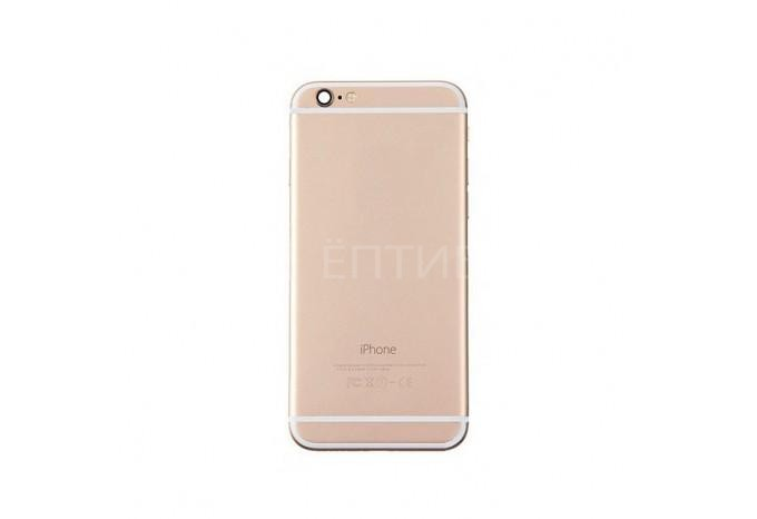 Корпус для iPhone 5 в стиле iPhone 6 Gold