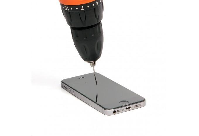 Защитное противоударное стекло для iPhone 5/5C/5S/SE