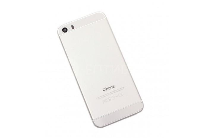 Корпус для iPhone 5S в стиле iPhone 6 Silver