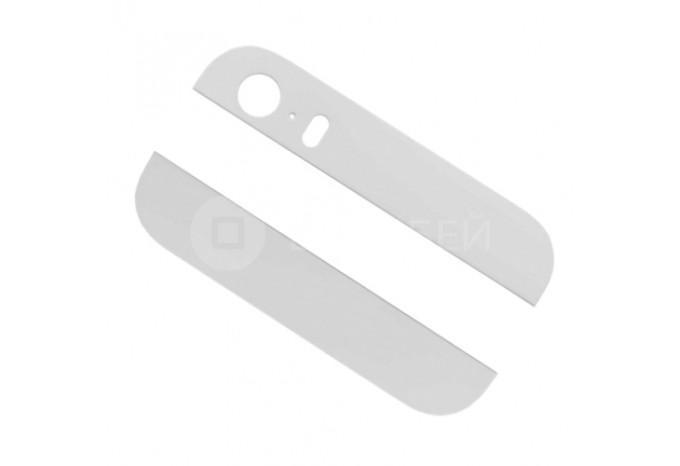 Комплект белых стеклянных вставок для iPhone 5S