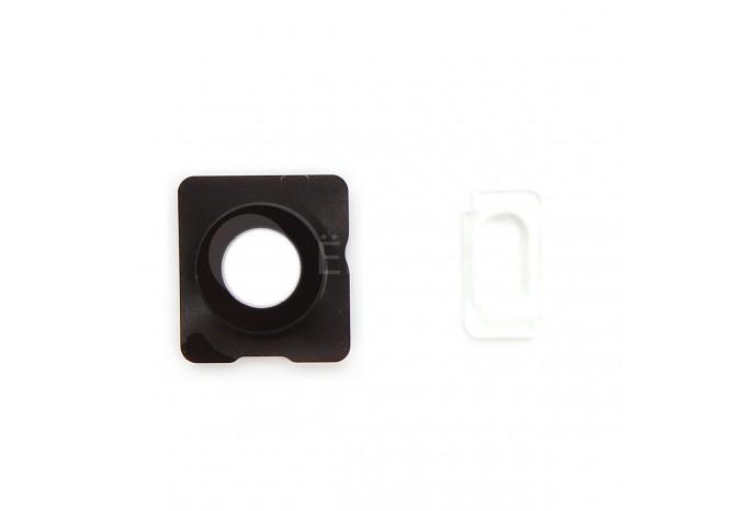 Линзы главной камеры и вспышки для iPhone 5S