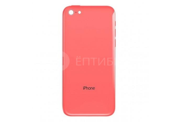 Задняя панель (корпус) для Apple iPhone 5C розовый
