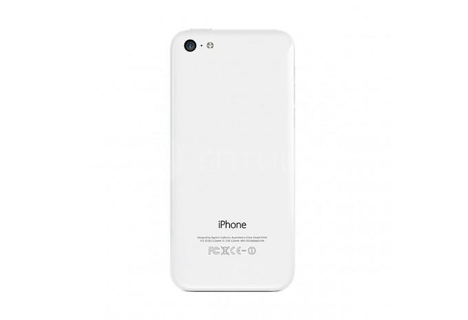 Задняя панель (корпус) для Apple iPhone 5C белая