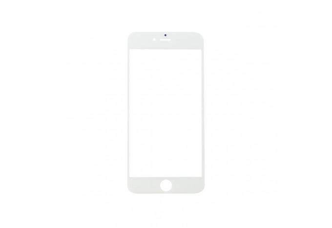 Стекло для экрана iPhone 6 Plus белое