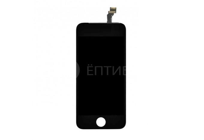 Дисплей в сборе (тач стекло и матрица) для iPhone 6 черный