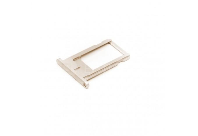 Сим-лоток (Nano Sim Card Tray) для Nano сим карты для iPhone 6 золотой