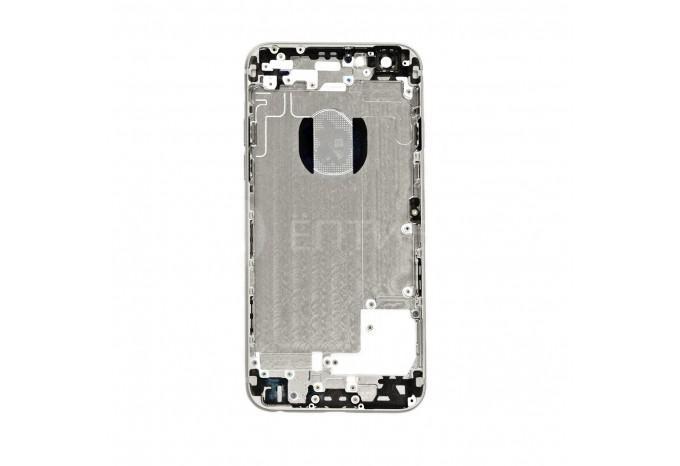 Задняя панель (корпус) для Apple iPhone 6 серебристого цвета