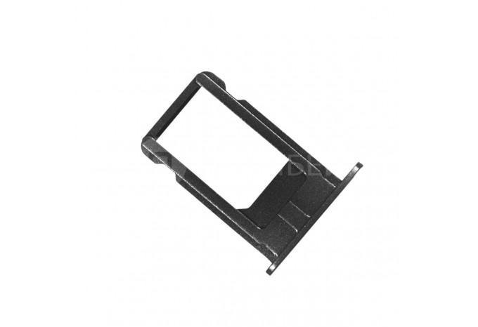 Сим-лоток (Nano Sim Card Tray) для Nano сим-карты для iPhone 6S серый космос