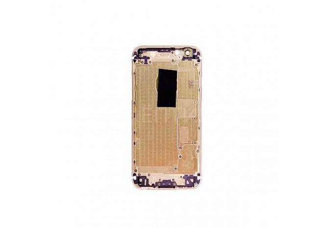 Задняя панель (корпус) для Apple iPhone 6s Gold
