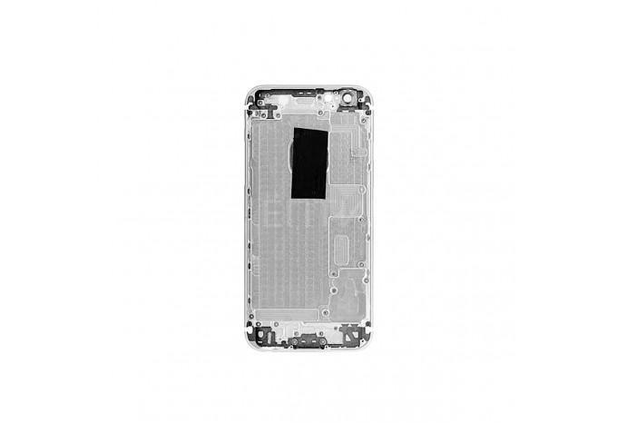 Задняя панель (корпус) для Apple iPhone 6s Silver