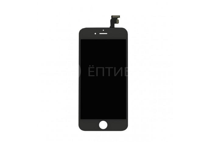 Дисплей в сборе (тач стекло и матрица) для iPhone 6s черный