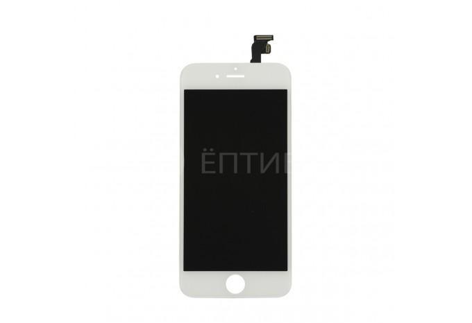 Дисплей в сборе (тач стекло и матрица) для iPhone 6s белый