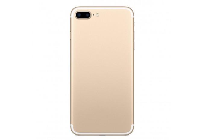 Корпус для iPhone 7 Plus золотой