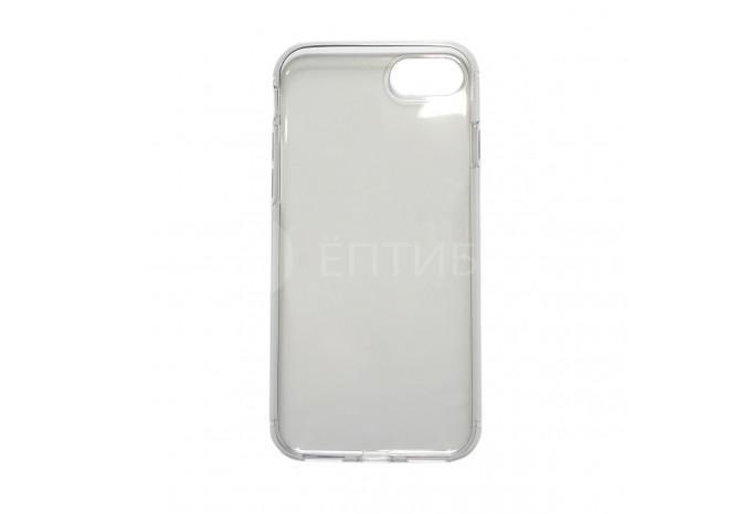 Силиконовый чехол с антискользящим покрытием для iPhone 7 Plus