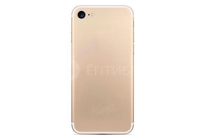Корпус для iPhone 7 золотой