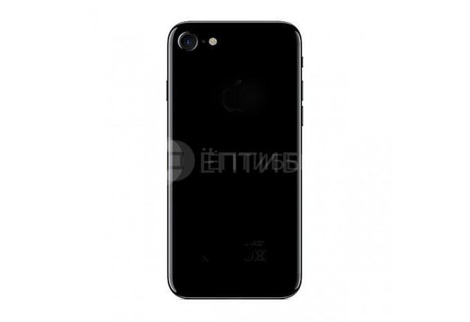 Корпус для iPhone 7 черный оникс
