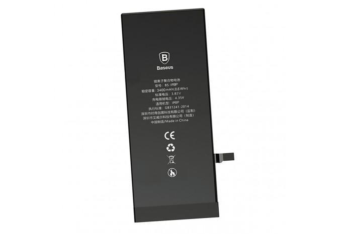 Усиленный аккумулятор для iPhone 8 Plus Baseus 3400mAh