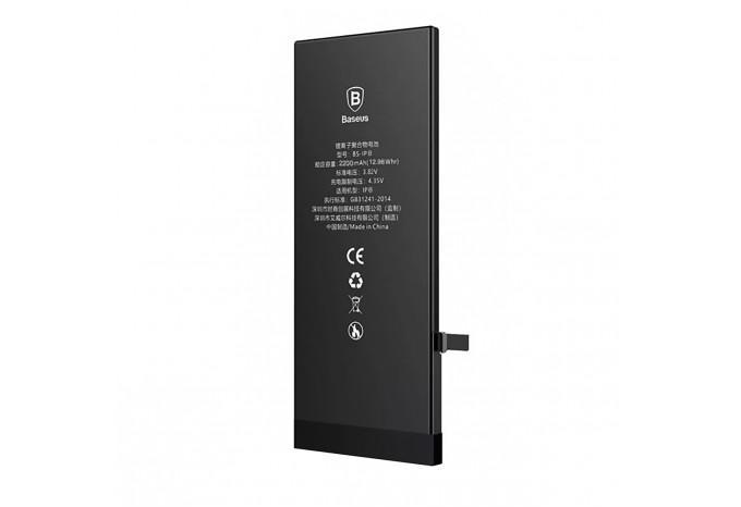 Усиленный аккумулятор для iPhone 8 Baseus 2200mAh