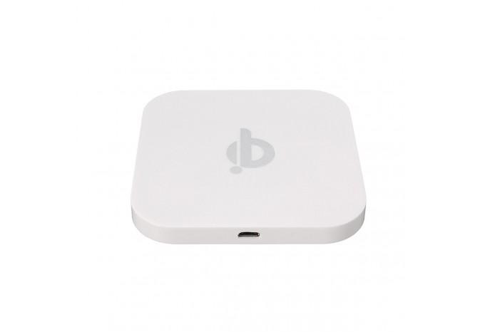 Беспроводное зарядное устройство для iPhone 8, 8 Plus, X c 2 USB портами