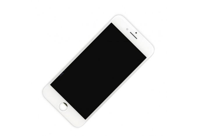 Дисплей в сборе (тач стекло и матрица) для iPhone 8 без 3D Touch белый