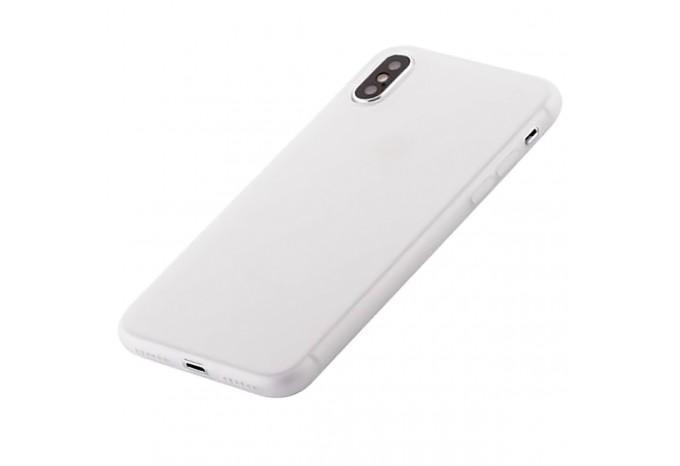 Чехол для iPhone X пылезащитный матовый