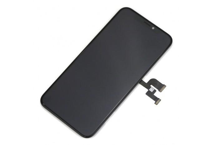 Дисплей в сборе (тач стекло и матрица) для iPhone X черный
