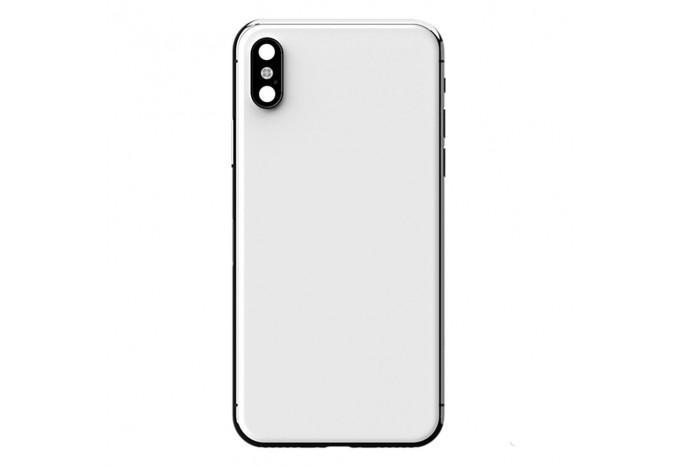 Корпус на iPhone X в сборе белый