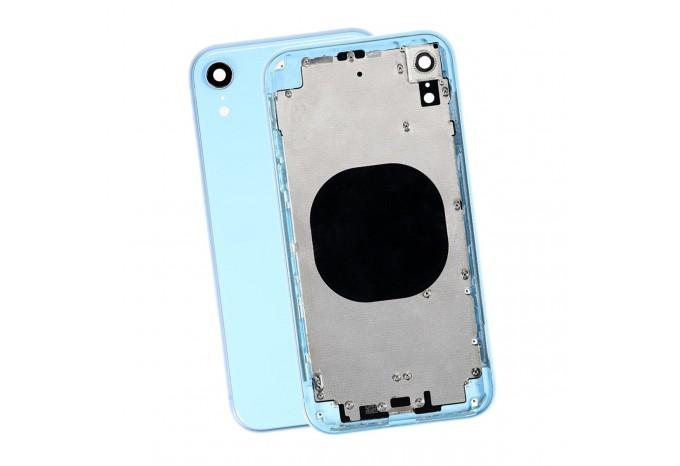 Корпус в сборе для iPhone XR синий