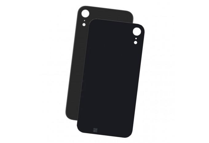 Задняя панель крышка iPhone XR черная