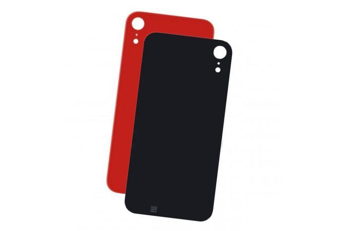 Заднее стекло (крышка) iPhone XR красное