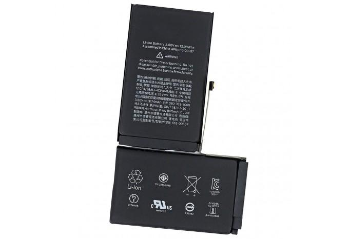 Аккумулятор для Apple iPhone XS Max 3.8V 3174mAH Li-ion 616-00507