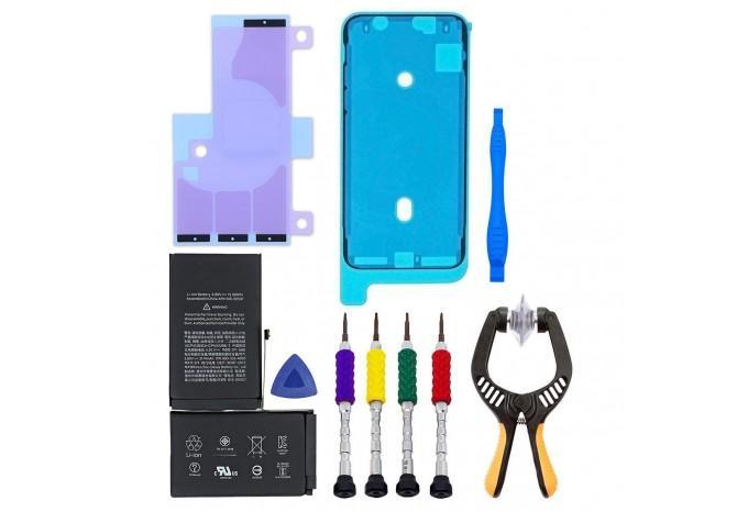 Набор для замены аккумулятора в iPhone XS Max с инструментом