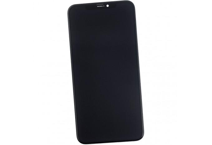 Дисплей в сборе (тач стекло и матрица) для iPhone XS Max чёрный