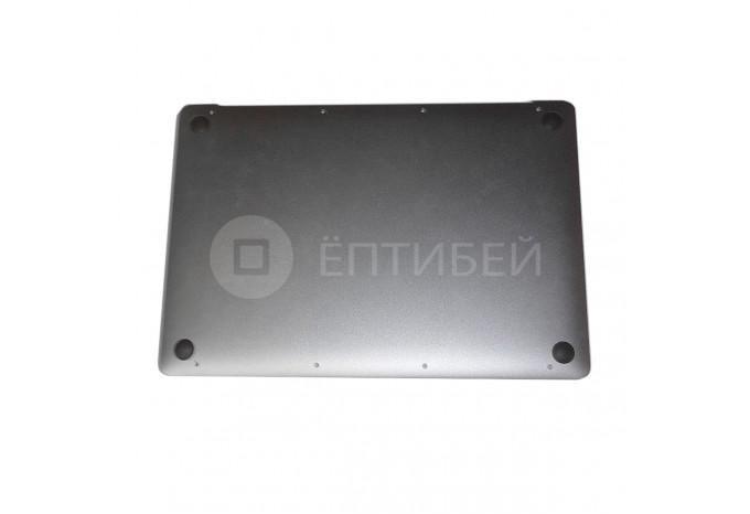 "Нижняя крышка с аккумулятором Space Gray для MacBook A1534 12"" Early 2015, 661-02245"