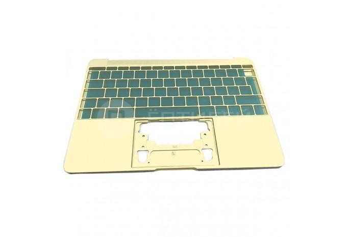 "Топкейс для MacBook 12"" A1534 Gold UK Early 2015 Big Enter"